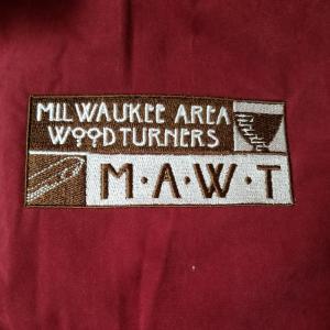 MAWT Logo on Jacket
