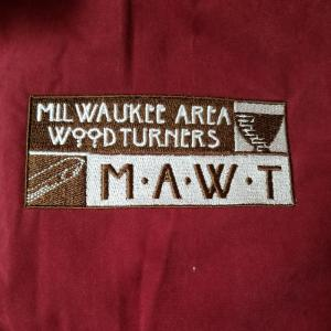 MAWT Logo on Jacket