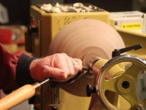 Tony Rozendaal - dried bowl return demo