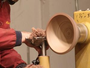 Tony Rozendaal - dried bowl return demo