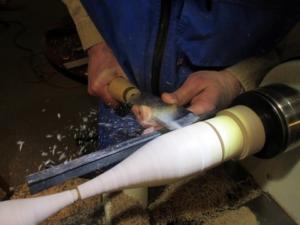 Hands-on - when in doubt, get a bigger skew.