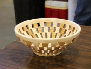 Segmented Bowl - Jacob Pike