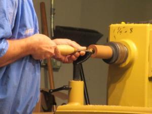 Cutting Internal Groove for Thread Siop