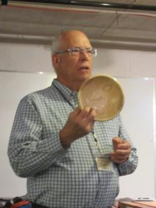 Jerry Anson - First Bowl Ever - For Empty Bowls