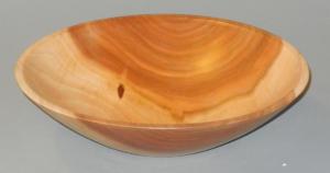 Empty Bowls - Cherry - Curt Van Weelden