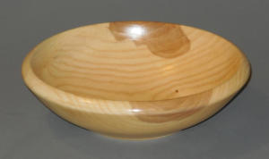 Ash Bowl (for Empty Bowls) - Jerry Anson