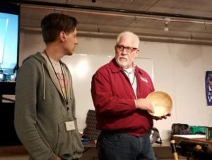 Deep Critique of Boxelder Bowl Made by Jacob Pike