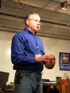 Paul Prodzinski - Two Bowls From Local Wood