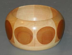 Segmented Bowl - Roger Lang