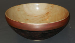 Decorated Bowl by Jacob Pike