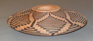 Squash Basket Hollow Form - Jim Andresen