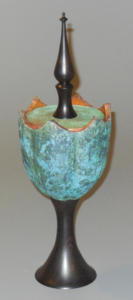 Jacob Pike Lidded Vessel