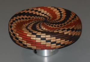 Steve Schult Basket Weave