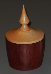 Joe Fischer Lidded Box