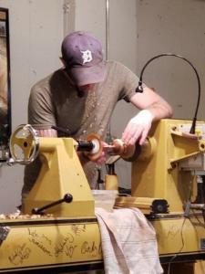 Greg Gallegos - wet sanding technique,
