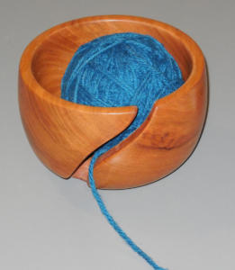 Klaus Zunker Yarn Bowl