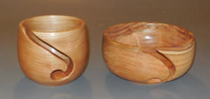 Klaus Zunker Yarn Bowls