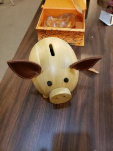 Piggy Bank - Ron Zdroik