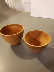 Old Growth Elm Bowls - Kevin Seigworth