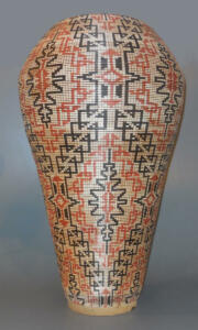 Jim Andresen - Vessel 1 - This vessel is almost 30 inches high