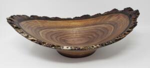 Ken Hartman - Black Walnut bowl