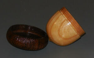Tony Rozendaal -Acorn Box - This box was threaded as part of the July demo.