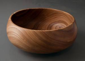 Elm Serving Bowl - Mel Micky